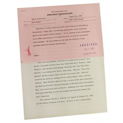Dave Smith company history Document.