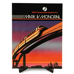 Mark IV promotional sales booklet.