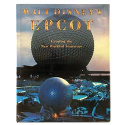 Walt Disney's EPCOT signed by Imagineers
