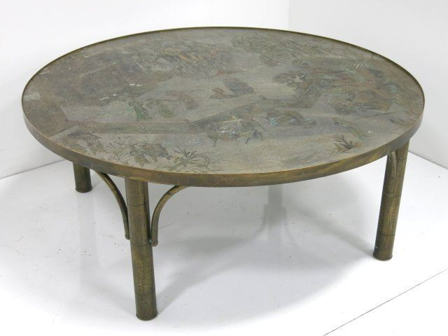 Philip Laverne Coffee Table.Philip Kelvin Laverne Coffee Table