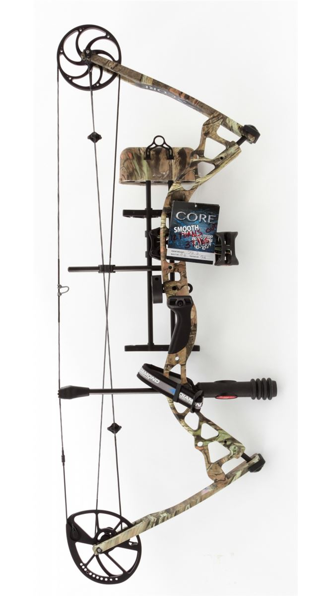 Left-Handed Diamond Core Octane Compound Bow