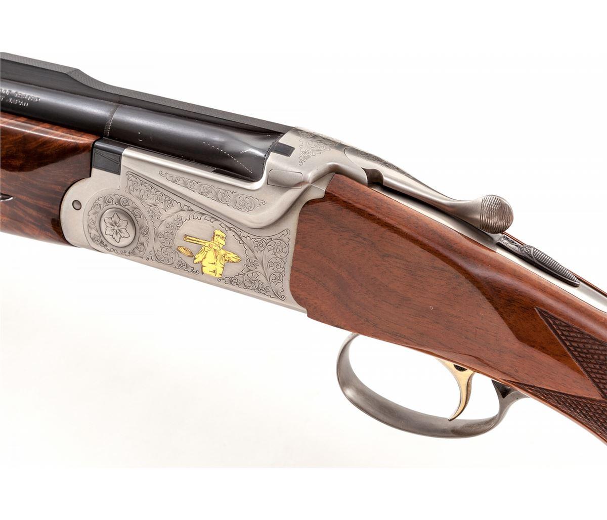 SKB Arms Trap Grade Model 685 O/U Shotgun