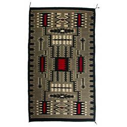 "Navajo Weaving, 8'2"" x 4'10"""