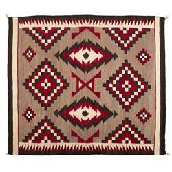 "Navajo Weaving, 3'9"" x 4'2"""