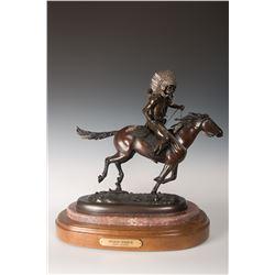 Bob Parks, bronze