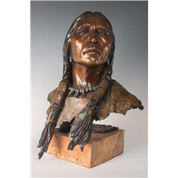 Raymond Gibby, bronze