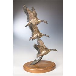Bob Winship, bronze