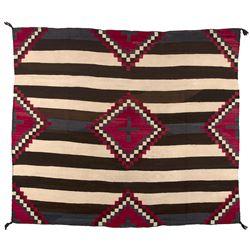 "Navajo Weaving, 5'8"" x 4'10"""