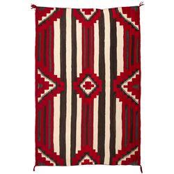 "Navajo Weaving, 3'9"" x 5'9"""
