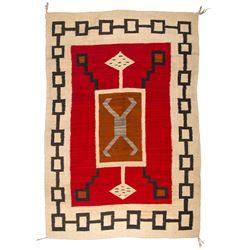 "Navajo Weaving, 3'11"" x 5'7"""