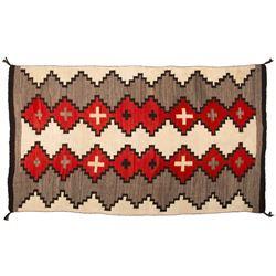 Navajo Weaving, 4' x 7