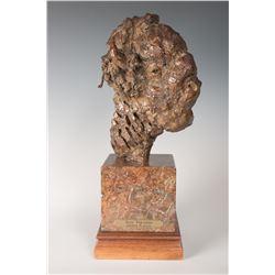 George Bumann, bronze