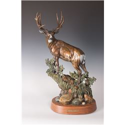 Daniel Parker, bronze