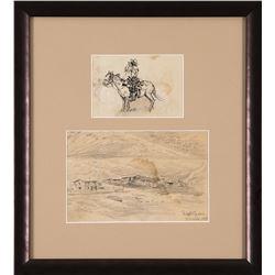 Philip R. Goodwin, drawings