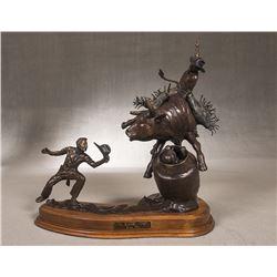 Curtis Fort, bronze