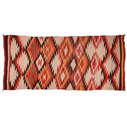 "Navajo Weaving, 9' x 4'1"""