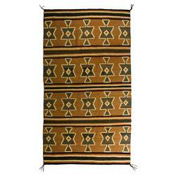 "Navajo Weaving, 6'8"" x 3'10"""
