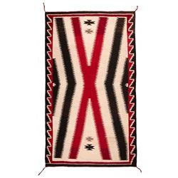 "Navajo Weaving, 8' x 4'7"""