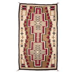 "Navajo Weaving, 7'5"" x 4'2"""