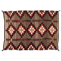 "Navajo Weaving, 6'4"" x 4'7"""