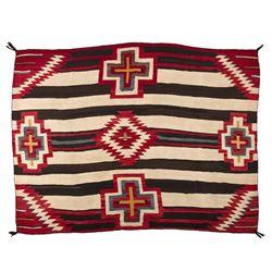 "Navajo Weaving, 4'10"" x 6' 1"""