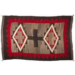 "Navajo Weaving, 5'4"" x 8'7"""