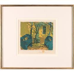 Gustave Baumann, woodblock