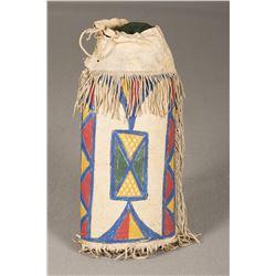 """Sioux Painted Parfleche Bag, 16 ½"""" x 12"""""""