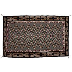 "Navajo Weaving, 7' x 4'4"""