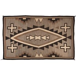 "Navajo Weaving, 8'1"" x 5'"