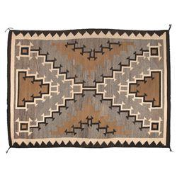 "Navajo Weaving, 7'1"" x 5'1"""