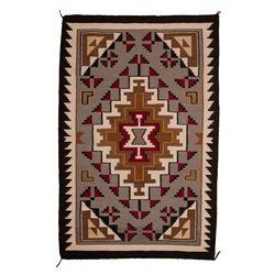 "Navajo Weaving, 5'4"" x 3'6"""