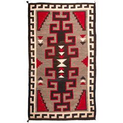 "Navajo Weaving, 7'6"" x 4'5"""