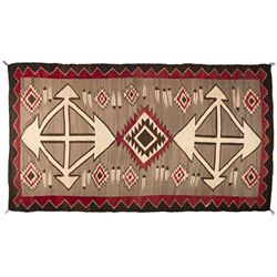 "Navajo Weaving, 8' 3"" x 4'7"""