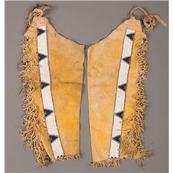 """Arapaho Child's Leggings, 28"""" long"""