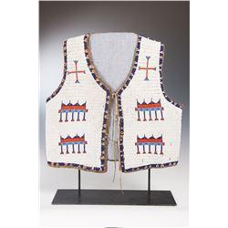 "Lakota Vest, 20"" x 19"""