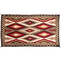 """Navajo Floor Sized Rug, 11'6"""" x 6'6"""""""