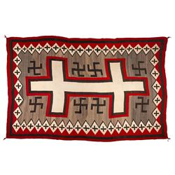"Navajo Weaving, 10'2"" x 7'2"""
