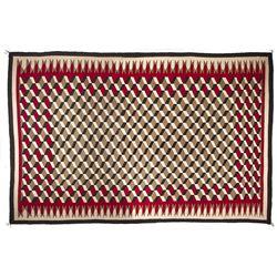 "Navajo Weaving, 15'9"" x 10'1"""