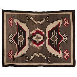 "Navajo Weaving, 7'2"" x 5'4"""