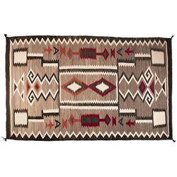 "Navajo Weaving, 8'9"" x 5'6"""