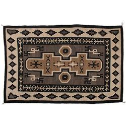 "Navajo Weaving, 7'2"" x 4'7"""