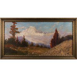 John Fery, oil on canvas