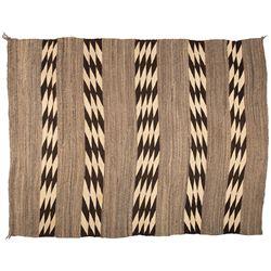 "Navajo Weaving, 6'5"" x 4'10"""