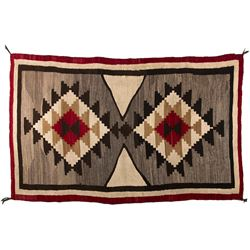 "Navajo Weaving, 3'10"" x 7'5"""