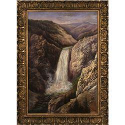 Francis Seth (Shedd) Frost, oil on canvas