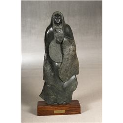 Bob Boomer, stone carving