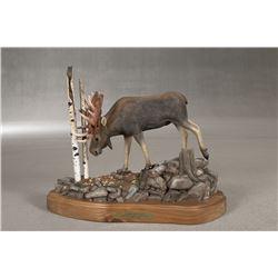 Todd Swaim, woodcarving