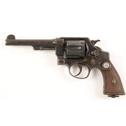 S&W 1917 Brazilian Cal: .45ACP SN: 204306