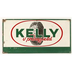 Kelly Springfield Sign.